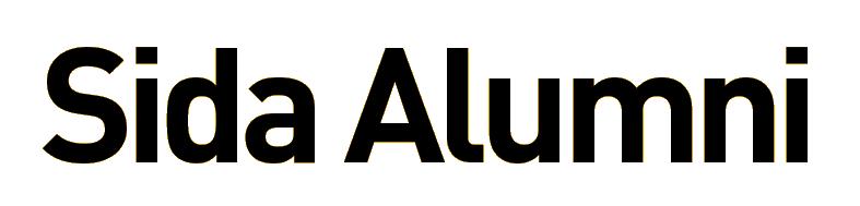 Sida alumni - Logotyp